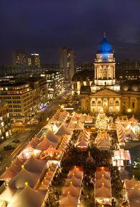 Berlin Christmas Markets Walking Tour #berlin #germany