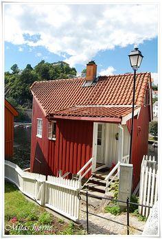 Unique little house