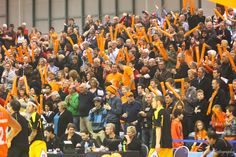 Some of the basketball fans after the final whistle!! The Southland Sharks enjoyed another win on Friday May 17, 2013 against the Taranaki Mountainairs (105-83). See the full story : http://iluvinvers.co.nz/sharks-up-a-mountain/