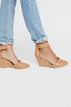 Peaks Point Wedge by Jeffrey Campbell at Free People