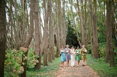 A COUNTRY GARDEN WEDDING: HEDDA   DOMINIC