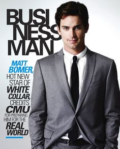USA Network Original Series - White Collar starring Matt Bomer as con-man Neal Caffrey, and Tim DeKay as Special Agent Peter Burke. Matt Bomer White Collar, Gideon Cross, Chace Crawford, Christian Grey, Gossip Girl, Beautiful Men, Beautiful People, Pretty People, Hello Beautiful