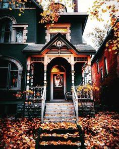 Beautiful Homes, Beautiful Places, Autumn Aesthetic, Cozy Aesthetic, Aesthetic Outfit, Witch Aesthetic, Aesthetic Collage, Aesthetic Vintage, Autumn Cozy