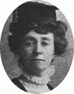 Emily Wilding Davison (1872 - 1913) - a suffragette who braved prison many times and died as a result of an injury sustained in the act of championing her cause