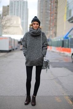 Different knitwear fashion Trends to Follow this Season0031