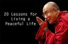 If you want to live a more peaceful life, you can gain great insight from these 7 life lessons from the Dalai Lama's commitment to living a life of peace. Good Night Quotes Images, Great Quotes, Quotes To Live By, Inspirational Quotes, Motivational Quotes, Dalai Lama, Tibet, Zen, Best Meditation