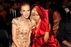 Naija Blog Queen: Nicki Minaj and Taylor Swift have twitter spat ove...