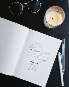 Wishful thinking - april 2 // seriously hoping that all this Bullet Journal Wish List, Keeping A Bullet Journal, Bullet Journal Cover Page, Bullet Journal School, Bullet Journal Themes, Bullet Journal Spread, Bullet Journal Layout, Journal Covers, Bullet Journal Inspiration