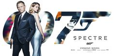 Daniel Craig & Lea Seydoux Chic the Hell out of 2 New 'Spectre' Posters; New TV Spot Released