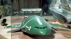 Thunderbirds are go … again! Thunderbirds Are Go, Classic Sci Fi, Retro Futuristic, Old Tv, Animation, Super Cars, Tv Series, Cool Stuff, Models