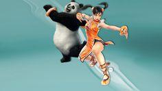panda tekken - Google Search