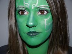 Gamora // Guardians Of The Galaxy // Halloween With Hannah #blogger #marvel #bblogger
