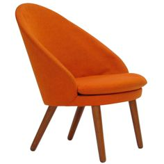 Nanna Ditzel Club Chair
