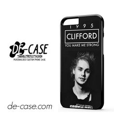 Fat 5seconds Of Summer 5sos Michael Clifford DEAL-4124 Apple Phonecase Cover For Iphone 6 / 6S