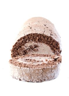 Learn how to make a delicious Chocolate Cake Roll. Tender chocolate sponge cake filled with fluffy chocolate whipped cream.