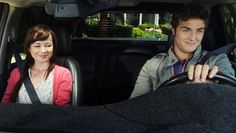 Matty drives Jenna all the way to Reseda for their special date.