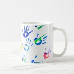 Rainbow Color Arms Prints Coffee Mug Rainbow Coffee, Buy Art Online, Custom Mugs, Fine Art Photography, Rainbow Colors, Gifts For Him, Tea Cups, Coffee Mugs, Arms