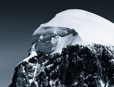 People in The Alps Photography – Fubiz™