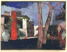 Paul Klee - Mazzaro, 1924.218.