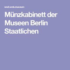 Münzkabinett der Museen Berlin Staatlichen