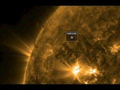 Earth-Facing Quiet, Solar Pole Flip, Quake Factor Analysis | S0 News Jan...: http://youtu.be/lJT1LlJytTQ