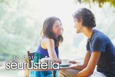 seurustella ~ to date
