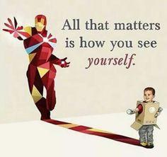 """""""Todo lo que importa es como te ves"""""""