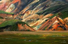Colors of earth... East Iceland.