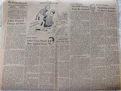The Johnstown Tribune - World War II: November 22, 1963: Kennedy Praises Texas-Made TFX