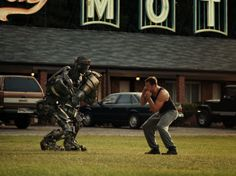 Real Steel. Much to laugh off in this movie, but not the special effects.