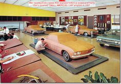 Designing the Chevrolet Corvair