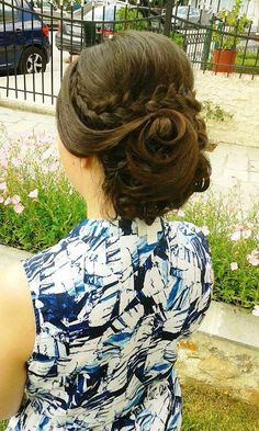 Top Greek hairstyles of the month - November 2015!