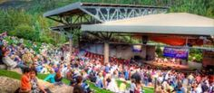 #Vail Hot Summer Nights concert  www.LizLeeds.com