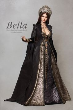 ITEM VIEW : H.I.D Limited - Woman - Bella_Hercules Doll