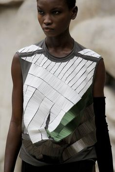 Rick Owens Spring 2018 Ready-to-Wear Fashion Show Details