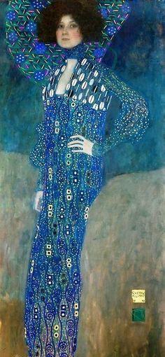 Commission your favorite Gustav Klimt oil paintings from thousands of available paintings. All Gustav Klimt paintings are hand painted and include a money-back guarantee. Art Nouveau, Art Klimt, Oil Painting Reproductions, Art For Art Sake, Art Plastique, Famous Artists, Les Oeuvres, Art History, History Memes