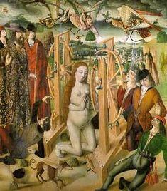 FERNANDO GALLEGO (Salamanca hacia 1440-1507) Es el autor más importante de la pintura medieval española, siendo seguidor del estilo ...