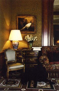 First London Townhouse Gallery | Robert Couturier | décor, architecture & design