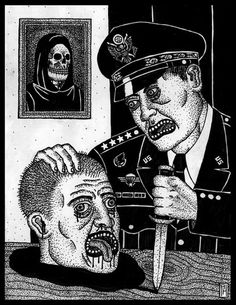 "Alexander Heir: Limited Edition Art Print (20""x26"") – Sacred Bones Records"