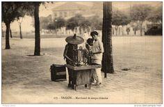 SAIGON - MARCHAND DE SOUPE CHINOISE