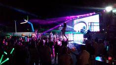 Royal Taj Mahal erste White Beach Party 2018