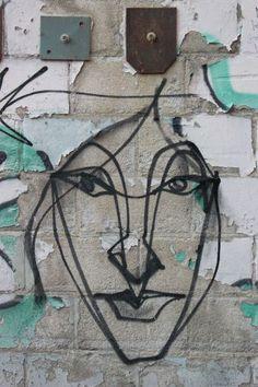 Toronto street artist Anser