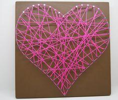 String Art, Heart