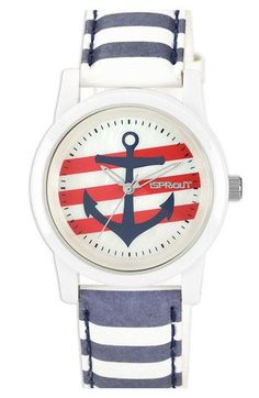 We'll always make time for cute, nautical hues!