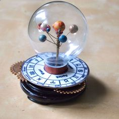 Picture of Miniature Revolving Solar System