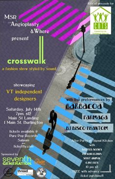 100% of proceeds go to COTS!    Mark your calendars for Crosswalk: A Fashion Show Styled by Sound. Main St. Landing, July 14th    Live Music and and After Party!  Buy Tickets Here:  http://www.ticketfly.com/purchase/event/134409?utm_medium=bks