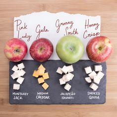 Apple and Cheeze Pairing - Daiya Foods, Deliciously Dairy-Free Cheeses, Meals & Charcuterie Recipes, Charcuterie And Cheese Board, Cheese Boards, Appetizer Recipes, Snack Recipes, Cooking Recipes, Cheese Appetizers, Snacks Für Party, In Vino Veritas