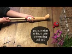 Dollmaking tips: How to stuff waldorf dolls with the rolling wool technique. — fig & me