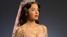 Courtney Reed as Jasmine in Disney's Aladdin, a new musical comedy based on the Academy Award®-winning animated film, begins performances at Broadway's New Amsterdam Theatre tomorrow, Wednesday, February 26th, 2014