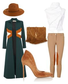 """""""sophrider"""" by belanda-dee on Polyvore featuring Michael Kors, Aganovich, Marni, Gianvito Rossi, Emilio Pucci and Yves Saint Laurent"""